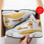 Winnie The Pooh Personalized Air JD13 Shoes 004