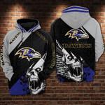 Baltimore Ravens Limited Hoodie 504