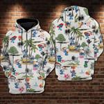 Stitch Hawaii Hoodie 448