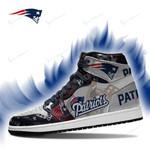 New England Patriots Custom Jshoes 2