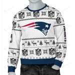 New England Patriots Ugly Sweatshirt