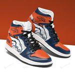 Denver Broncos Custom Jshoes