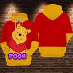 Winnie The Pooh HOODIE 2