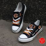 Chicago Bears Personalized New Low Top 012