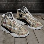 Mickey Air JD13 Shoes 012