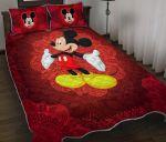 Mickey Quilt Set 001