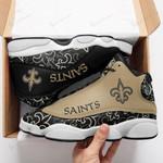 New Orleans Saints Air JD13 Sneakers 318