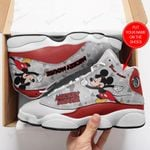 Mickey Personalized Air JD13 Shoes 002