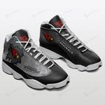 Arizona Cardinals Air JD13 Sneakers 208