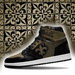New Orleans Saints Custom Jshoes