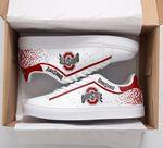 Ohio State Buckeyes SS Custom Sneakers 015