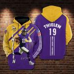 Adam Thielen - Minnesota Vikings Limited Hoodie 685