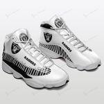 Las Vegas Raiders Air JD13 Sneakers 488