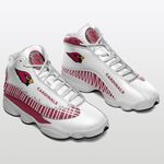 Arizona Cardinals Air JD13 Sneakers 479