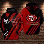 San Francisco 49ers Joggers- Hoodie 572