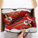 Kansas City Chiefs Air JD13 Sneakers 640