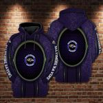 Baltimore Ravens Hoodie 641