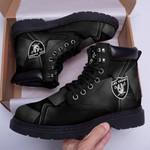 Las Vegas Raiders Classic Boots 11