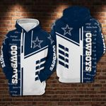 Dallas Cowboys Limited Hoodie 653