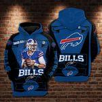 Josh Allen - Buffalo Bills Limited Hoodie 831
