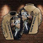 Drew Brees - New Orleans Saints Limited Hoodie 817