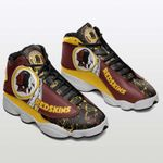 NFL Washington Redskins Limited Edition AJD13 Sneakers