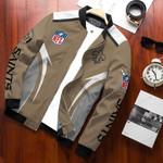 New Orleans Saints Bomber Jacket 129