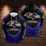 Baltimore Ravens Limited Hoodie 987