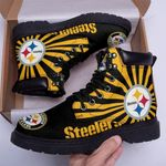 Pittsburgh Steelers TBLCL Boots 49