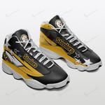 Pittsburgh Steelers Air JD13 Sneakers 699
