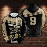 Drew Brees - New Orleans Saints Limited Hoodie 828