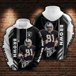 Tim Brown - Las Vegas Raiders Limited Hoodie 841