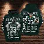 Jamal Adams - New York Jets Limited Hoodie 832