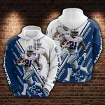 Ezekiel Elliott - Dallas Cowboys Limited Hoodie 810