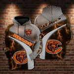 Chicago Bears Limited Hoodie 924