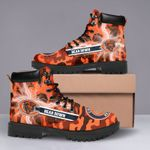 Chicago Bears NFL Down Bear Limited Edition POD Tim Boots