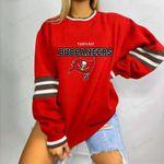 Tampa Bay Buccaneers 3D Printed Sweater