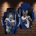 Jason Witten - Dallas Cowboys Limited Hoodie 906