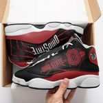 Ohio State Buckeyes Air JD13 Sneakers 709
