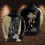 Drew Brees - New Orleans Saints Limited Hoodie 934