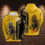 JuJu Smith-Schuster - Pittsburgh Steelers Limited Hoodie 762