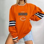 Chicago Bears  3D Printed Sweater
