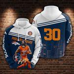 Phillip Lindsay - Denver Broncos Limited Hoodie 824