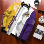 Minnesota Vikings Bomber Jacket 110