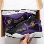 Los Angeles Lakers AJD13 Sneakers 720