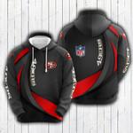 San Francisco 49ers Limited Hoodie 889