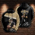 Drew Brees - New Orleans Saints Limited Hoodie 886