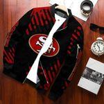 San Francisco 49ers Bomber Jacket 114