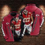 Travis Kelce - Kansas City Chiefs Limited Hoodie 816