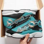 Miami Dolphins AJD13 Sneakers 776